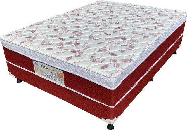 Cama Box de Casal K139 - Unibox Light Sealed