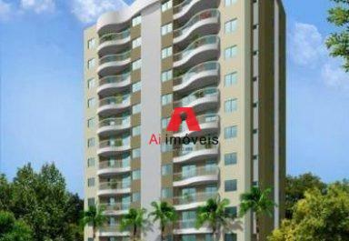 Apartamento com 3  Quartos ( sendo 1 suite) à venda, 106 m² por R$ 550.000 - Jardim Manoel