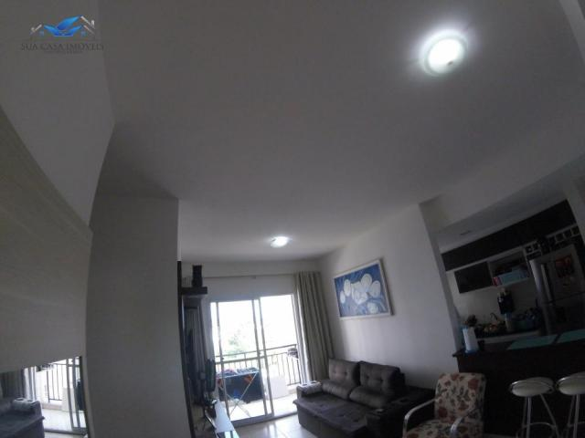 Apartamento à venda com 3 dormitórios em Morada de laranjeiras, Serra cod:AP171GI - Foto 4