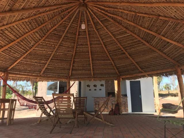 Vendo uma chácara com 4 hectares no lago do manso para lazer - Foto 14