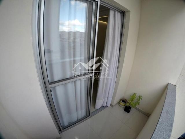 Apartamento à venda com 3 dormitórios em Colina de laranjeiras, Serra cod:AP184LE - Foto 17
