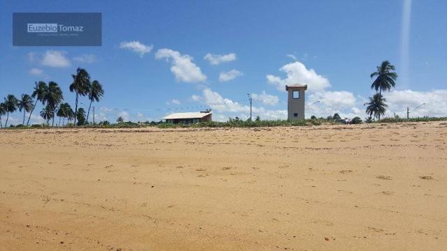 Terreno em condomínio fechado à beira mar no sonho verde - Foto 16