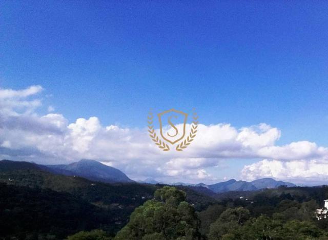 Terreno à venda, 600 m² por r$ 220.000 - parque do imbui - teresópolis/rj