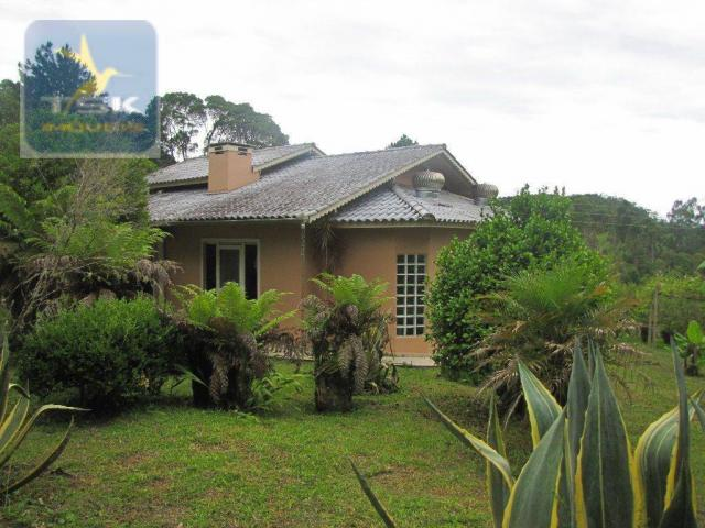 CH0223 - Chácara com 2 dormitórios à venda, 10935 m² por R$ 337.000 - Zona Rural - Agudos  - Foto 2