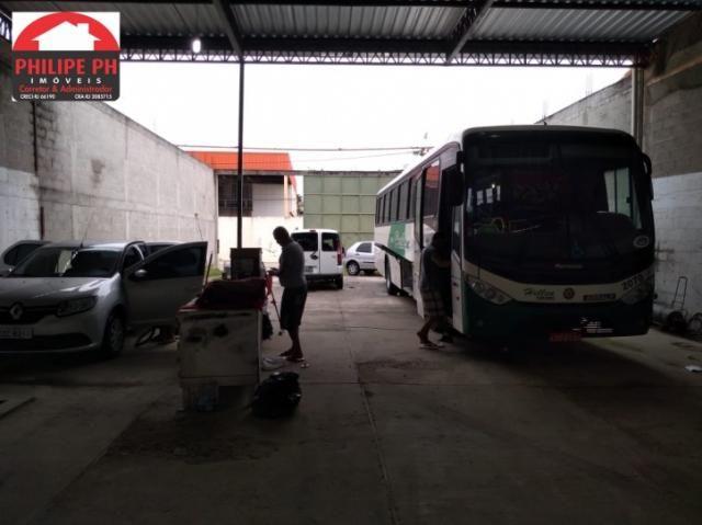Garagem para locação com toda a estrutura montada. - Foto 2