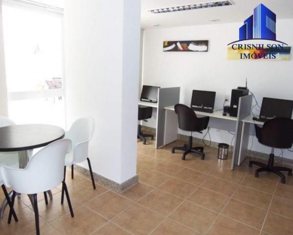 Apartamento à venda prime ville, alphaville i salvador, nascente, 2/4 sendo 1 suíte, 2 gar - Foto 11