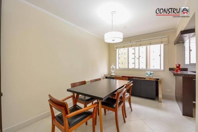 Apartamento com 3 dormitórios à venda, 143 m² por r$ 798.000,00 - batel - curitiba/pr - Foto 14
