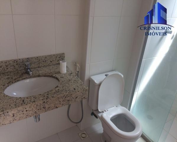 Apartamento à venda prime ville, alphaville i salvador, nascente, 2/4 sendo 1 suíte, 2 gar - Foto 20