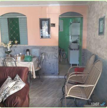 Casa com 3 dormitórios à venda, quadra 105, 80 m² por r$ 200.000 - recanto das emas - reca - Foto 2