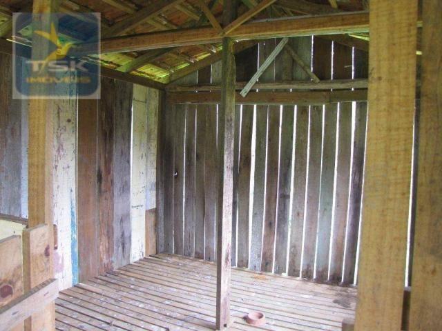 CH0223 - Chácara com 2 dormitórios à venda, 10935 m² por R$ 337.000 - Zona Rural - Agudos  - Foto 15