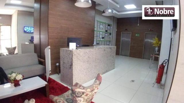 Sala para alugar, 62 m² por R$ 1.540,00/mês - Plano Diretor Sul - Palmas/TO - Foto 2