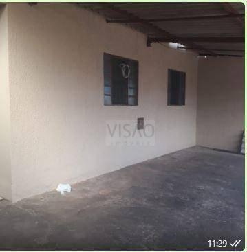 Casa com 2 dormitórios à venda, 90 m² por r$ 235.000,00 - recanto das emas - recanto das e - Foto 2