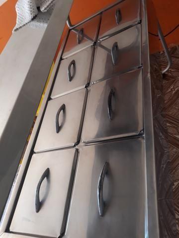Vendo um self-service com a maquina de fecha quentinha - Foto 4