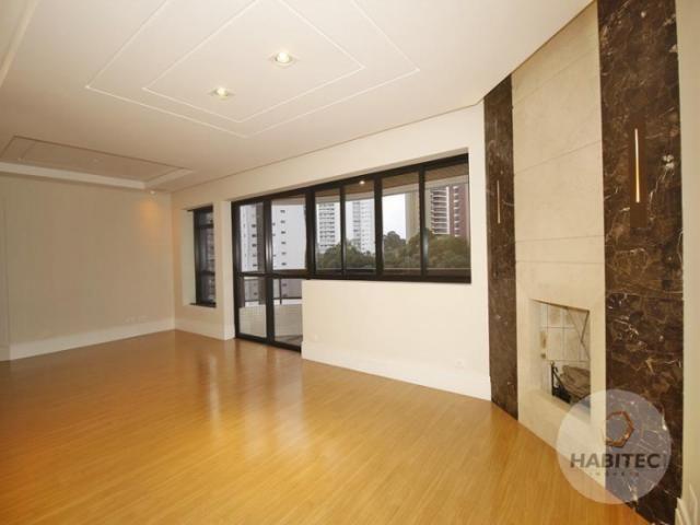 Apartamento à venda com 4 dormitórios em Ecoville, Curitiba cod:1307 - Foto 3
