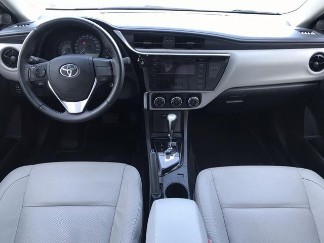 Corolla GLI Upper 1.8 automático 2018 - Foto 9