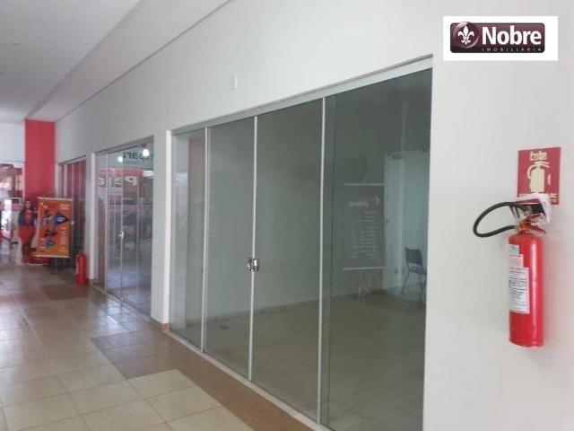 Sala para alugar, 25 m² por R$ 920,00/mês - Plano Diretor Sul - Palmas/TO - Foto 5