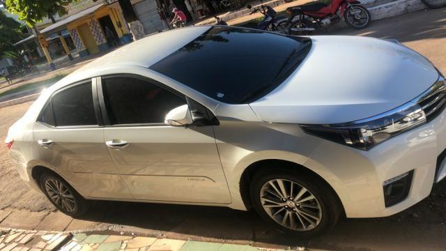 Corolla XEI Aut. Branco Perolizado Sem Detalhes