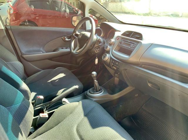 Fit LX 1.4 Flex ano 2011 completo, câmbio manual - Foto 11