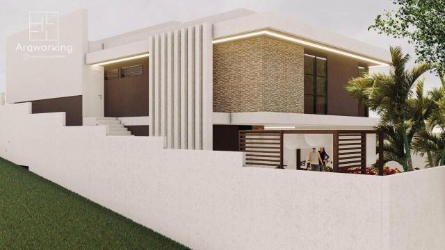Excelente casa no Nações Privê: Construção - Foto 2