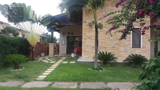 Excelente Casa Plana em condomínio fechado no Centro, Eusébio-CE - Foto 3