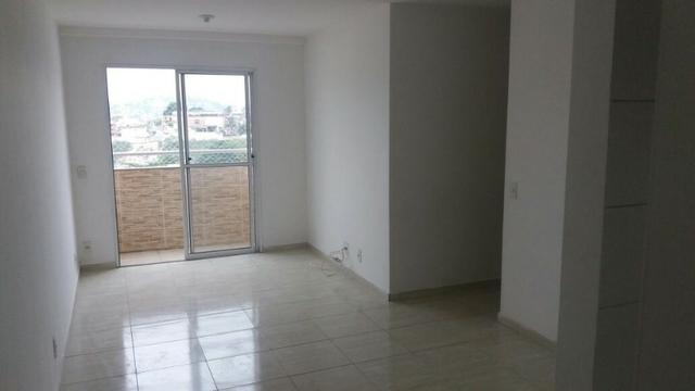 Maravilhoso apartamento 3 quartos com suíte próximo ao Centro de Duque de Caxias - Foto 3