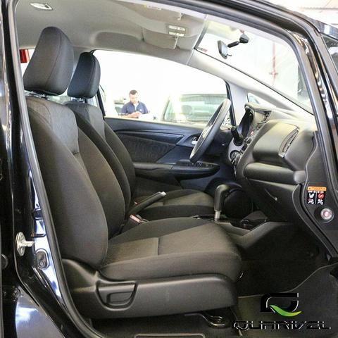Honda Fit Automático EX 2014/2015 todo revisado - Foto 5