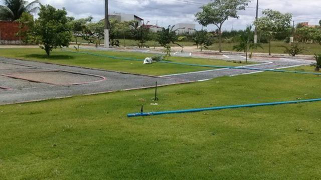 Terreno em Condomínio Fechado no Município de Cruz do Espirito Santo - Foto 5
