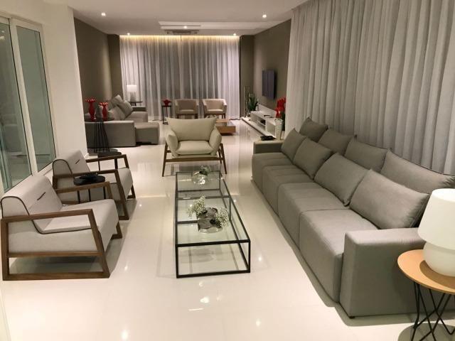 Luxuosa casa duplex com decoração e mobília completa conheça o projeto na integra paiva - Foto 8