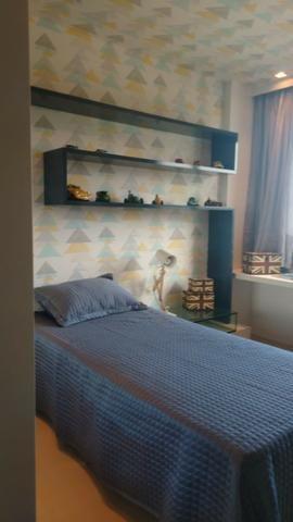 Apartamento em altíssimo padrão 4 suítes 182m² 3 vagas na reserva do paiva confira - Foto 11