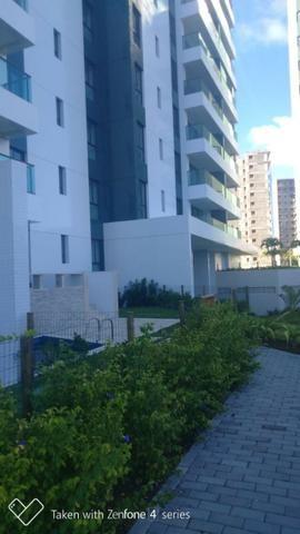 Apartamento térreo jardim C/ piscina privativa 4 suítes cond paradiso reserva do paiva - Foto 13