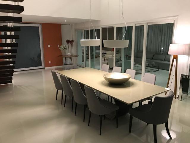 Luxuosa casa duplex com decoração e mobília completa conheça o projeto na integra paiva - Foto 7