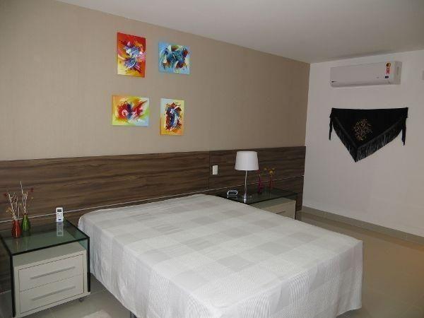 Apartamento á venda condomínio vila dos corais com mobília completa reserva do paiva - Foto 14