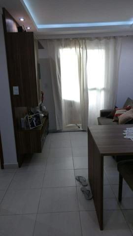 Apartamento no Art Ville, bem localizado com 2 quartos sendo 1 suíte - Foto 2