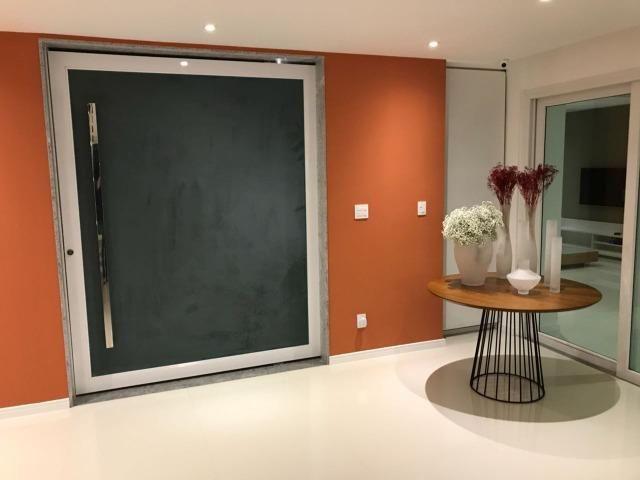 Luxuosa casa duplex com decoração e mobília completa conheça o projeto na integra paiva - Foto 3