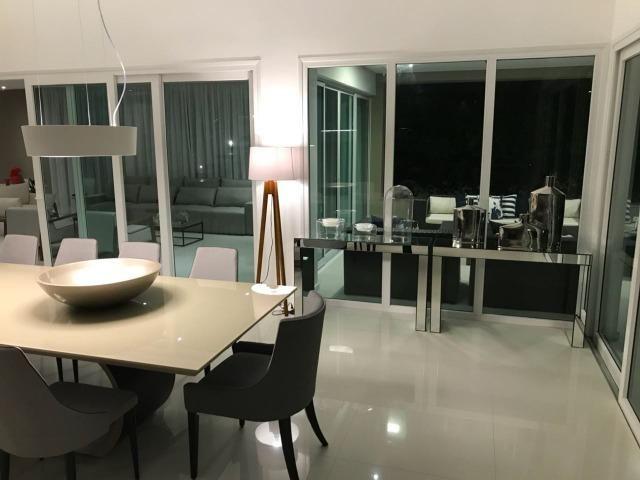 Luxuosa casa duplex com decoração e mobília completa conheça o projeto na integra paiva - Foto 9