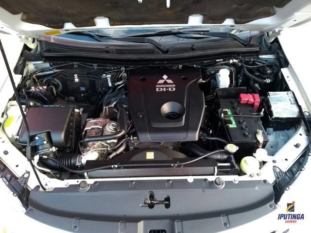 Mitsubishi L200 Sport 2.4 HPE Diesel - 2017 - Aceito Carro ou moto como entrada - Foto 18