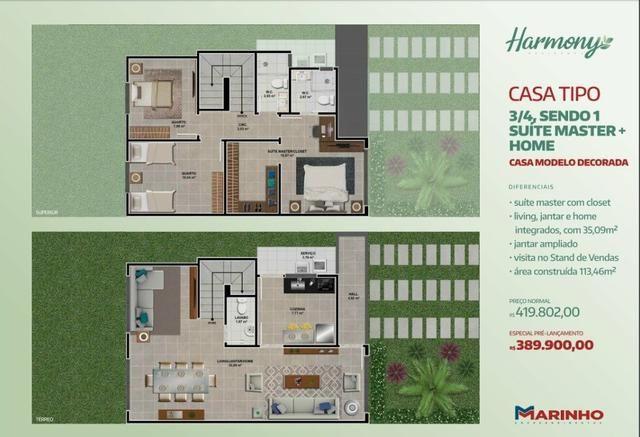 """Harmony residence (*Adquira o Seu e Ganhe 1 TV 40"""") - Foto 13"""