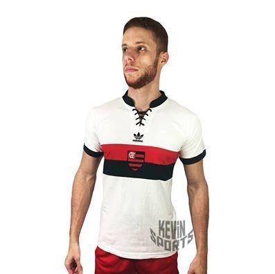 b09bf0caab Promoção !!! Camisa Retrô Original Flamengo Adidas. Tam  P