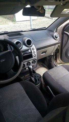 Fiesta  1.6 Flex carro com 81 .mil de km - Foto 2