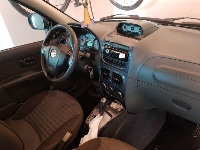 '' Linda Strada Adventure Cabine Dupla 1.8 Automática Flex 2013/2013, completa.'' - Foto 7