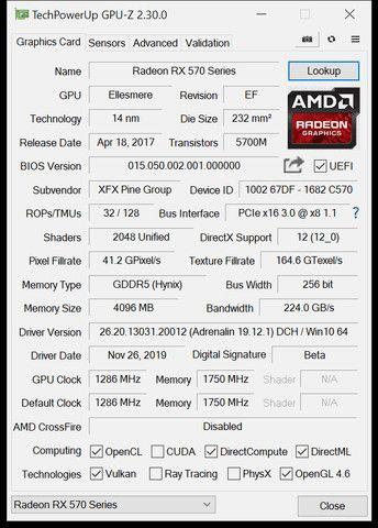 PC Gamer Completo, Monitor, i7 3.90ghz, RX570 4GB, 16gb Ram, SSD, Wi-Fi - Foto 4