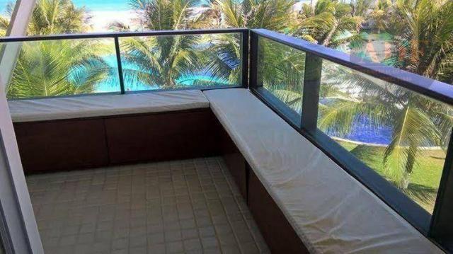 Âncorar - apartamento duplex - 3 quartos à Beira-mar de Porto de Galinhas Locação por Temp - Foto 11