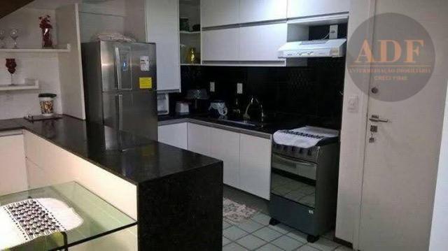 Âncorar - apartamento duplex - 3 quartos à Beira-mar de Porto de Galinhas Locação por Temp - Foto 6