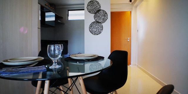Apartamento Térreo bem localizado na Praia de Ponta de Campina ( Cabedelo-PB) - Foto 2