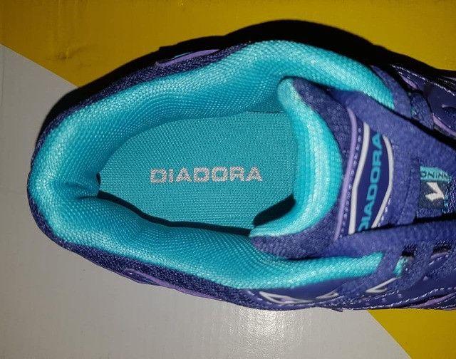 Tênis Feminino Diadora Original 35 ou 36 - Foto 5