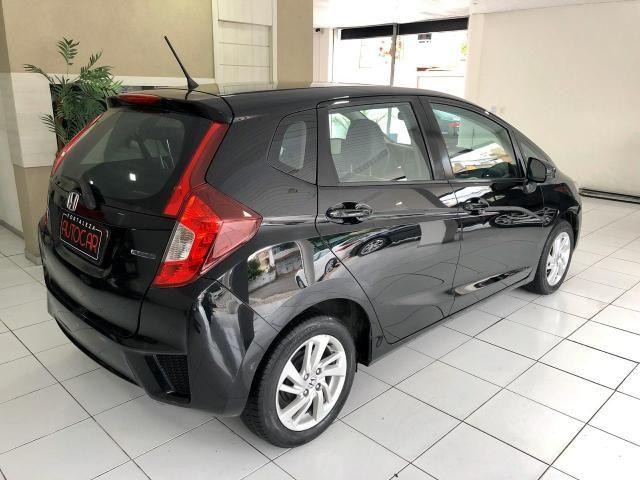 Honda Fit 1.5 2015 37km extra IPVA 2020 Pago Automatico Extra - Foto 3