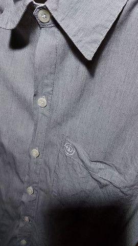 2 Camisas manga longa Contraponto e 1 manga curta Crawford (R$30 cada) - Foto 2