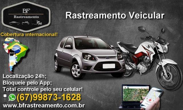 Rastreamento (Rastreador) para Carro, Moto e Caminhão