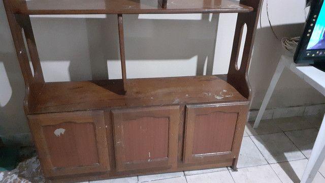 Estante de madeira. Oferta pra comprar agora - Foto 3