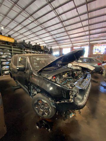 Sucata para retirada de peças- Jeep Renegade - Foto 4